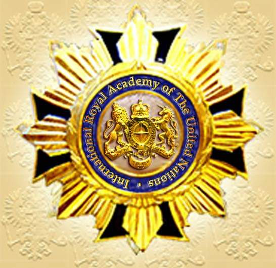 ORDER OF HONOR Made ofv18 Kt gold and enamel