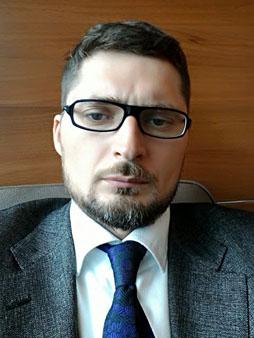 Dr Sergey Zakharov. Phd